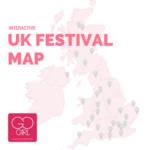 uk festival map