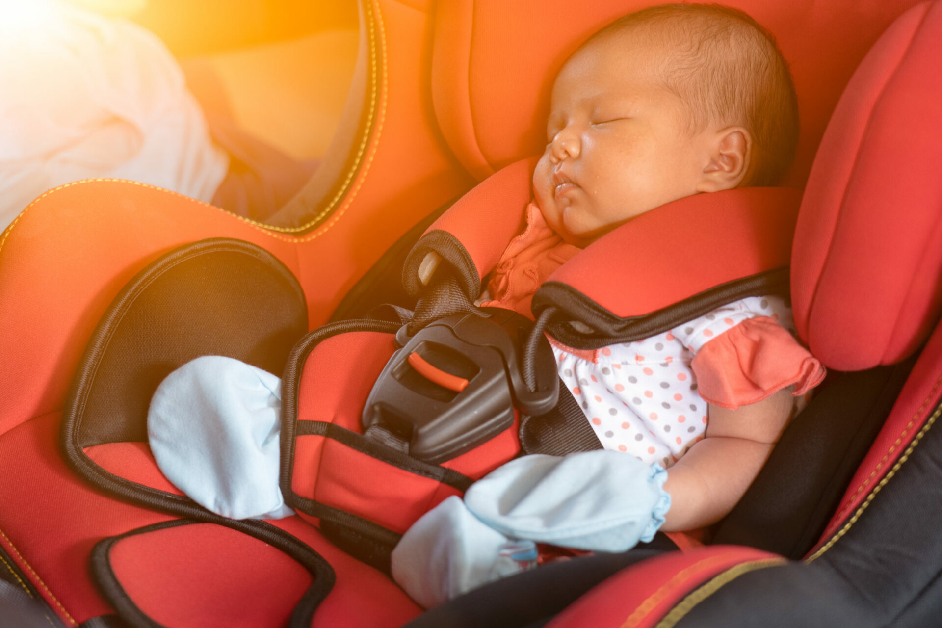 Hospital Car Seat Policy: Leaving with a Newborn - Go Girl